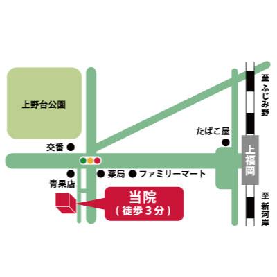 ひかり鍼灸整骨院の地図